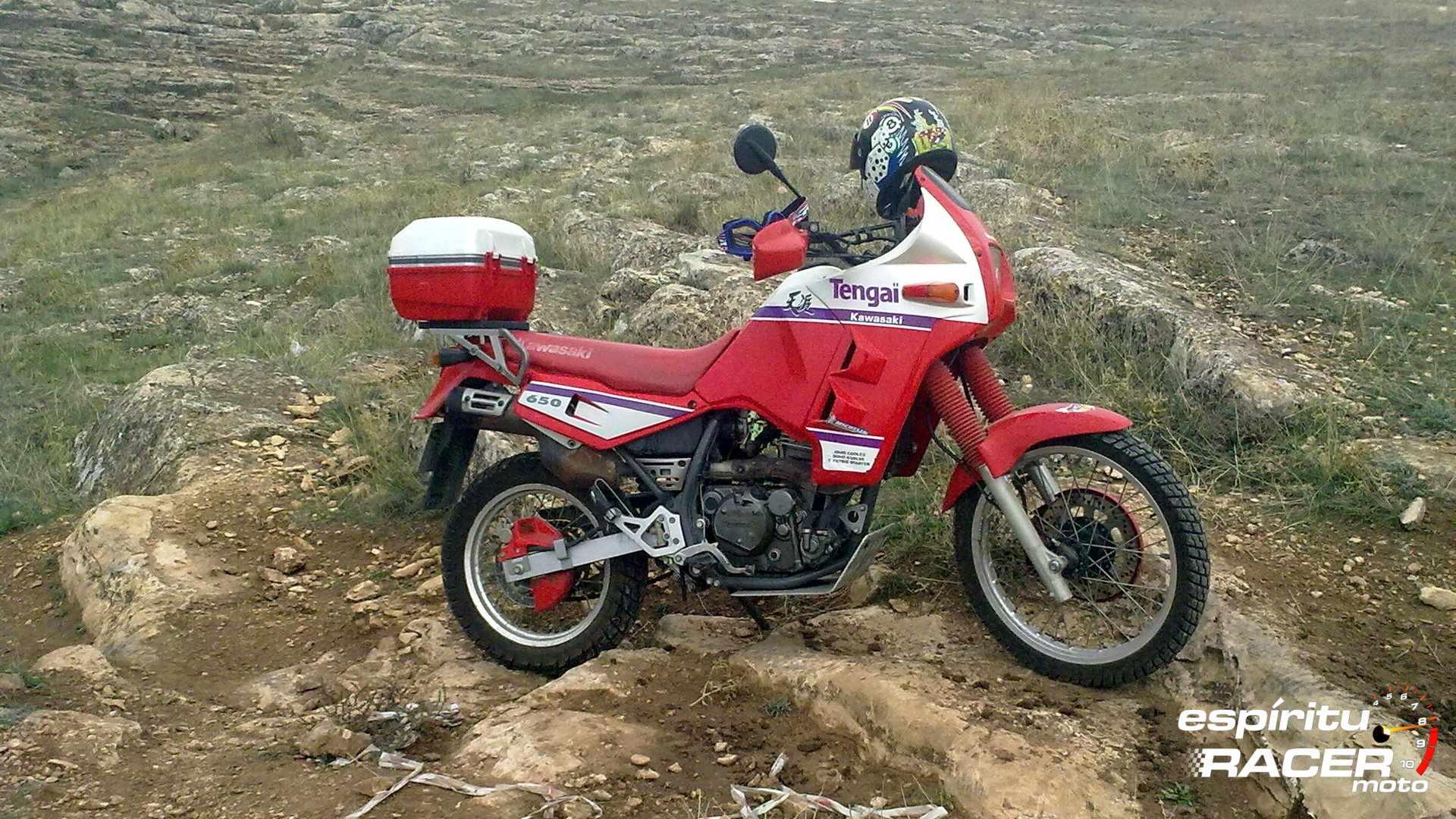 Kawasaki KLR 650 Tengai 4