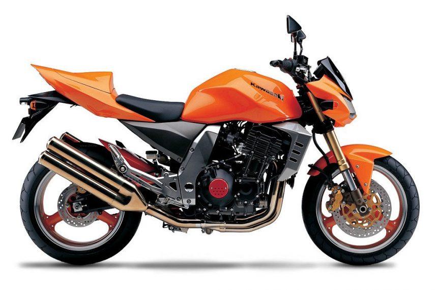 Moto del día: Kawasaki Z1000 (2003)