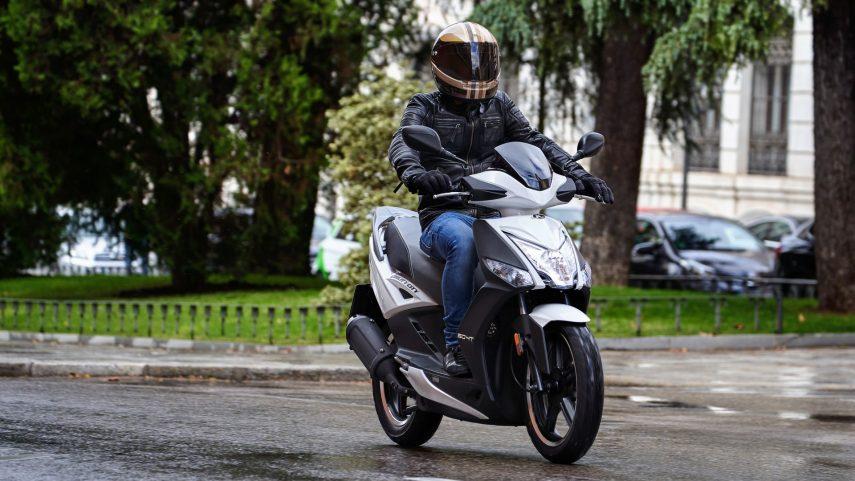 Kymco volverá a vender ciclomotores en España