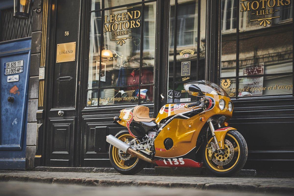 Moto del día: Moto Martin M16 1135 EFE