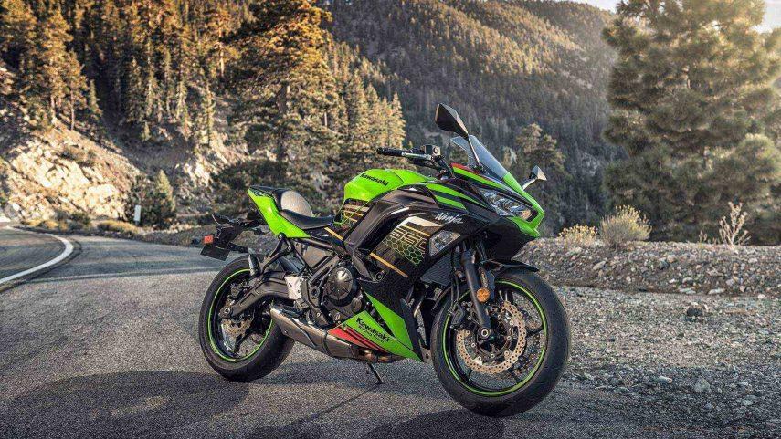 Nueva Kawasaki Ninja 650 2020: ligero lavado de cara que mejora su aspecto sport