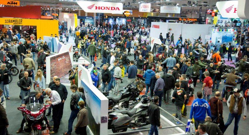 Salon Vive la Moto