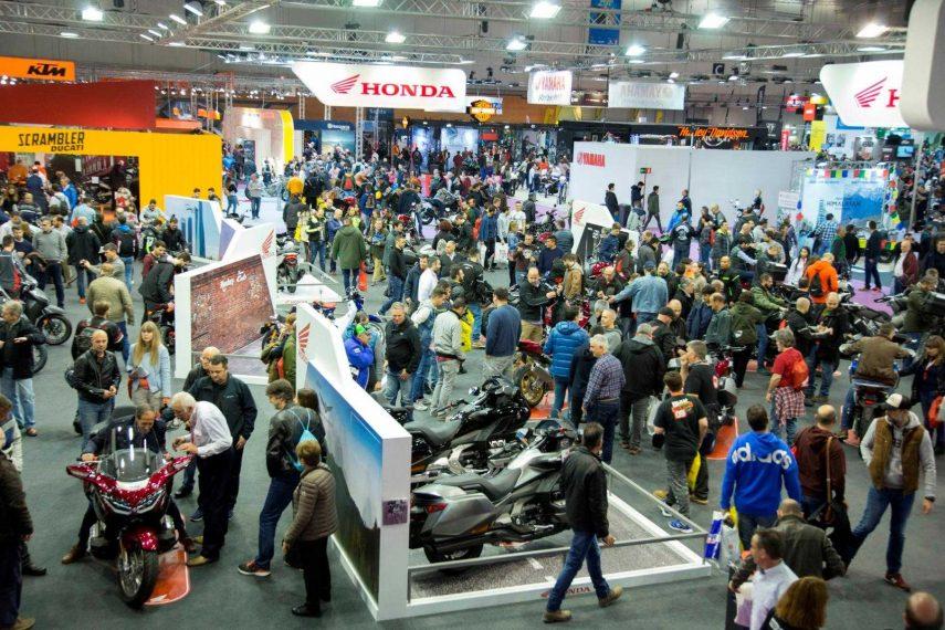 El Salón Vive la Moto 2020 Madrid contará con tres pabellones