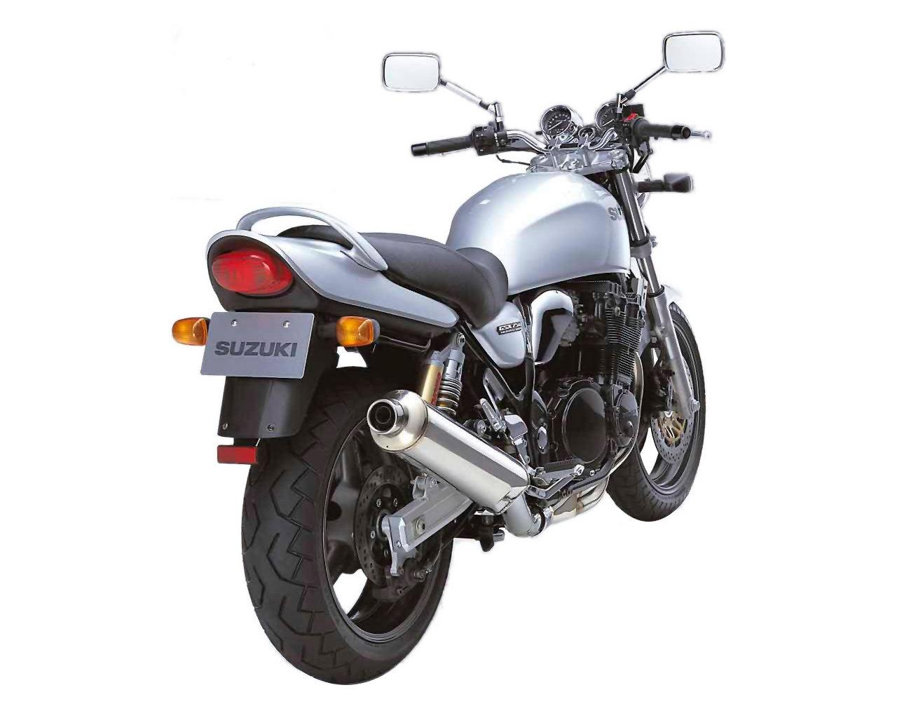 Suzuki GSX 750 2
