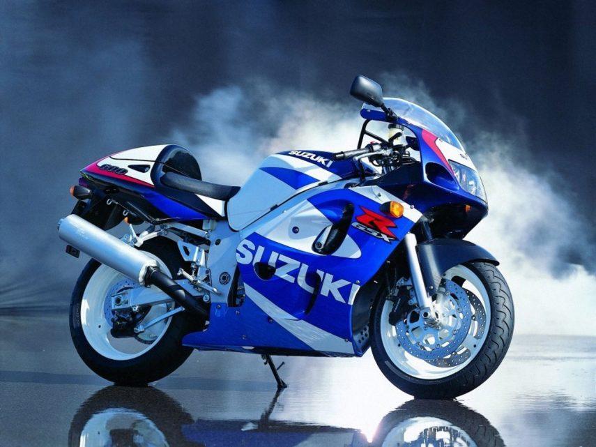 Moto del día: Suzuki GSX-R 600 SRAD