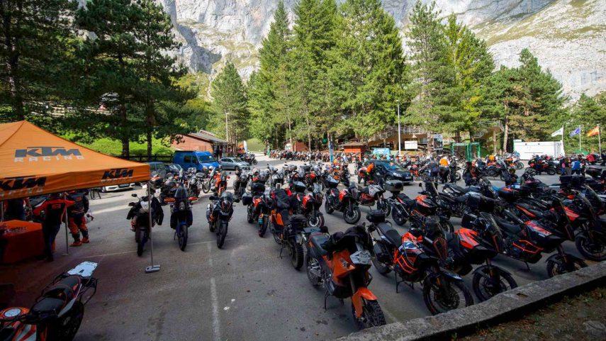 Concluye la VI Reunión KTM Adventure