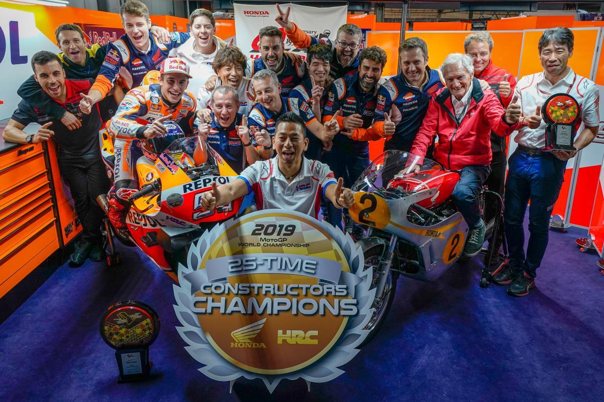 Décima victoria para Marc Márquez en el Gran Premio de Japón 2019