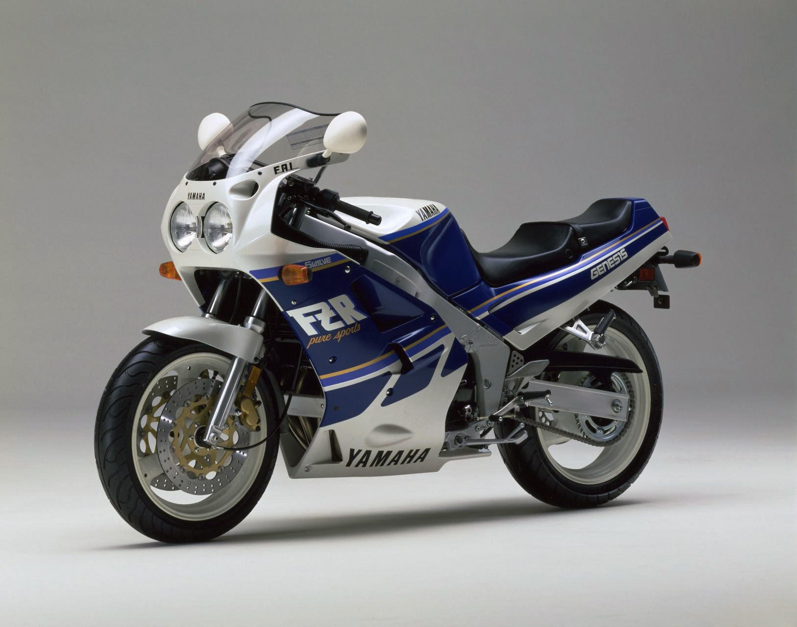 Yamaha FZR 1000 2