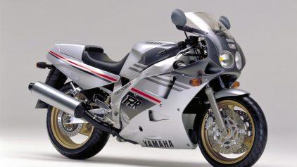 Yamaha FZR 1000 7