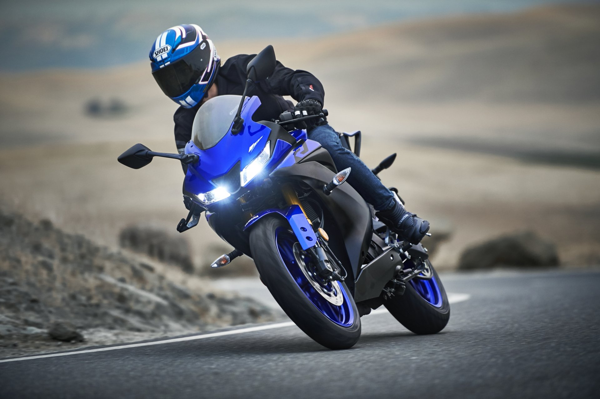 Yamaha YZF R125 3