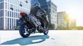 2020 Yamaha XP500A EU Icon Grey Action 003 03