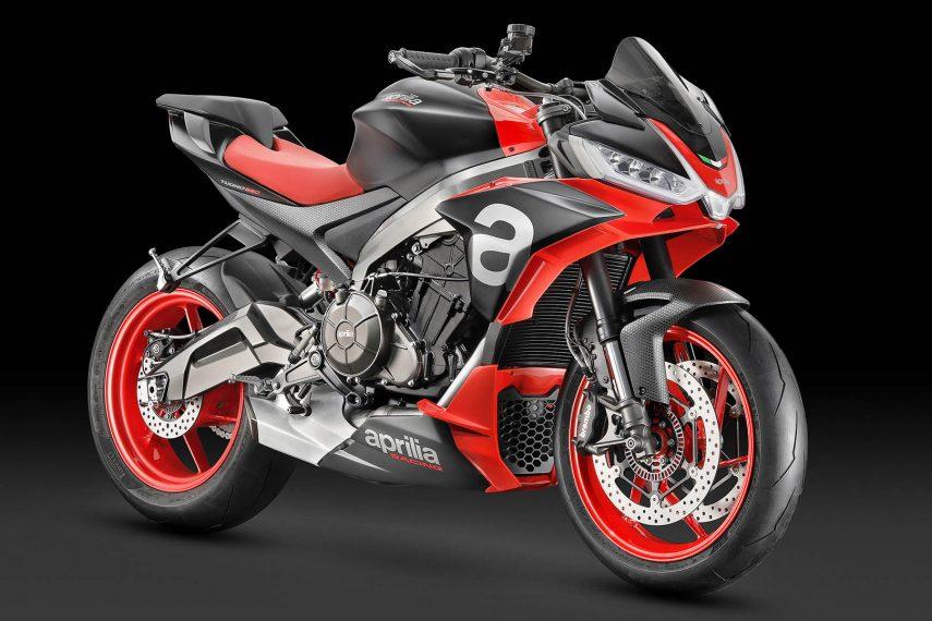 Aprilia Tuono 660 Concept, diversión con herencia de Superbikes