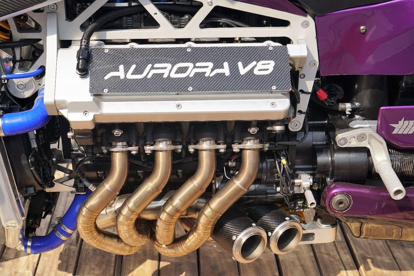 Aurora Hellfire OZ26 V8 05