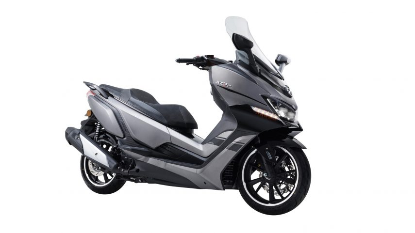 Daelim XQ2 300, un scooter para el A2 a precio de 125