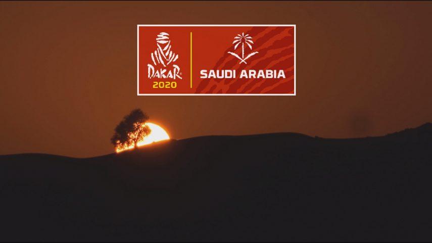 El recorrido del Dakar 2020 en Arabia al detalle