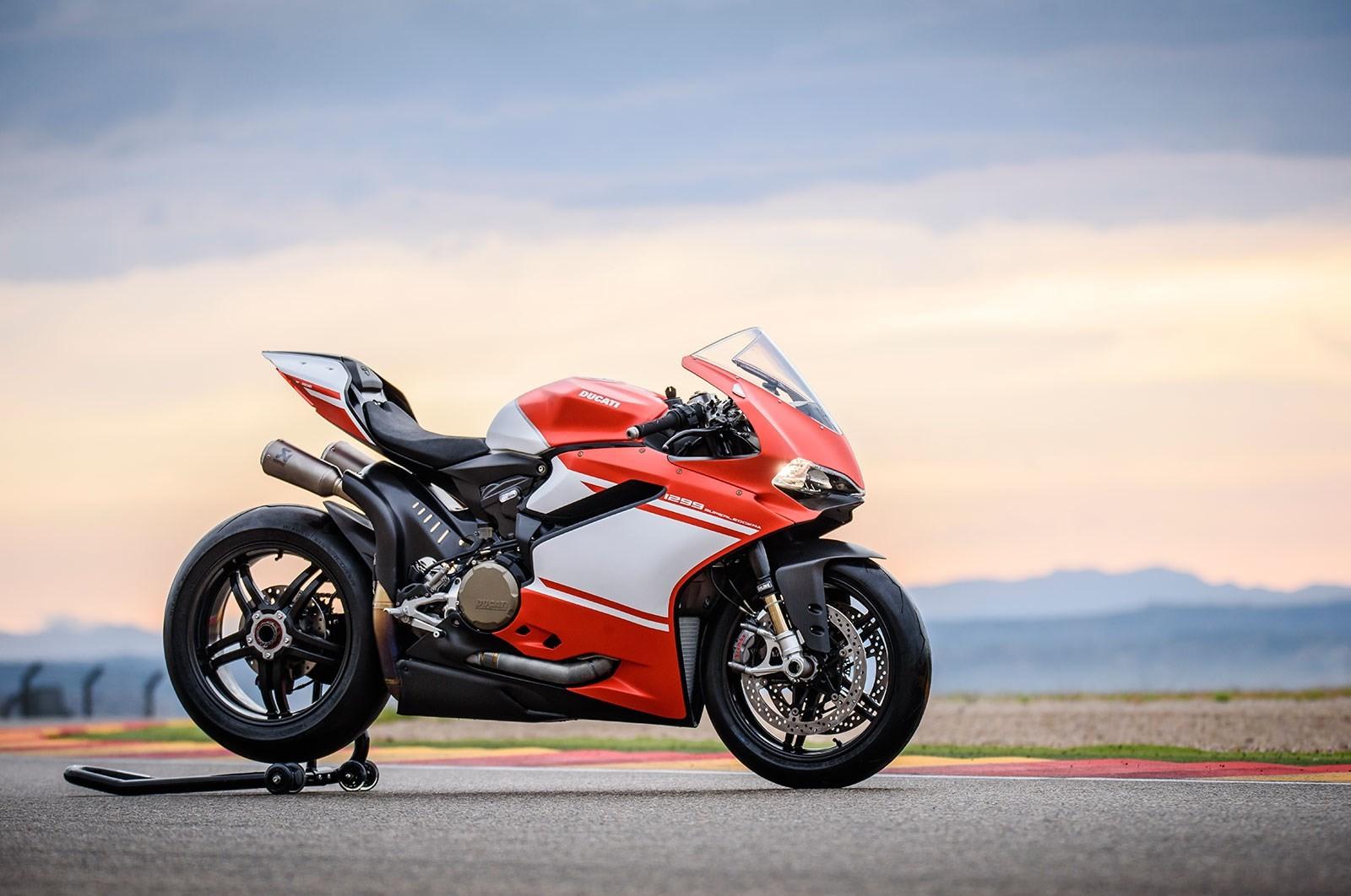 El año que viene tendremos una Ducati Panigale V4 Superleggera