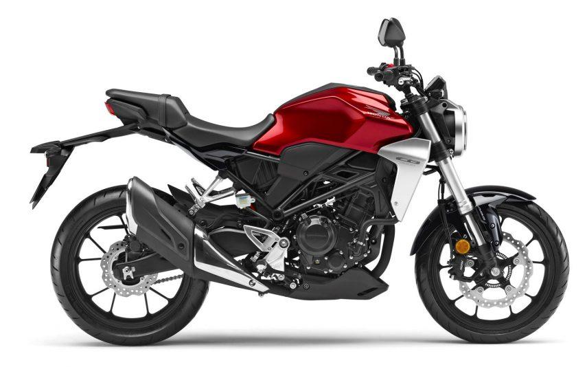 Moto del día: Honda CB 300 R