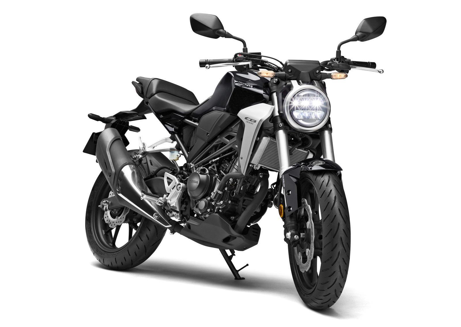 Honda CB 300 R 2