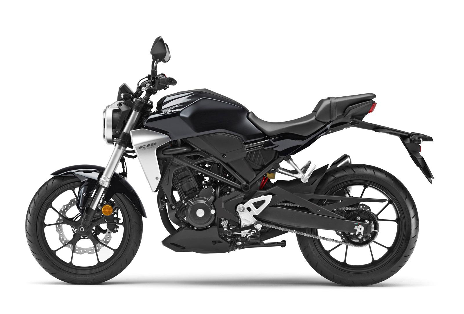 Honda CB 300 R 3