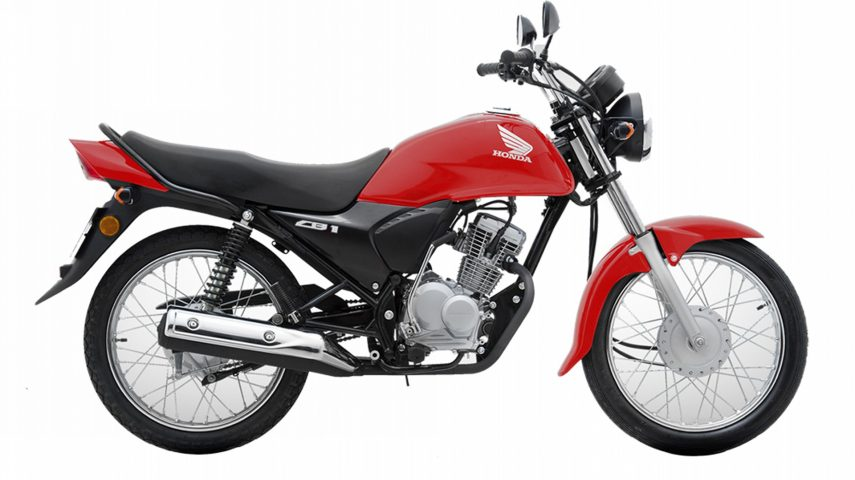 Moto del día: Honda CB1