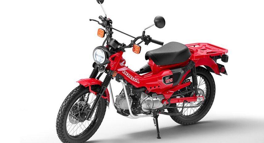 Honda CT 125 01