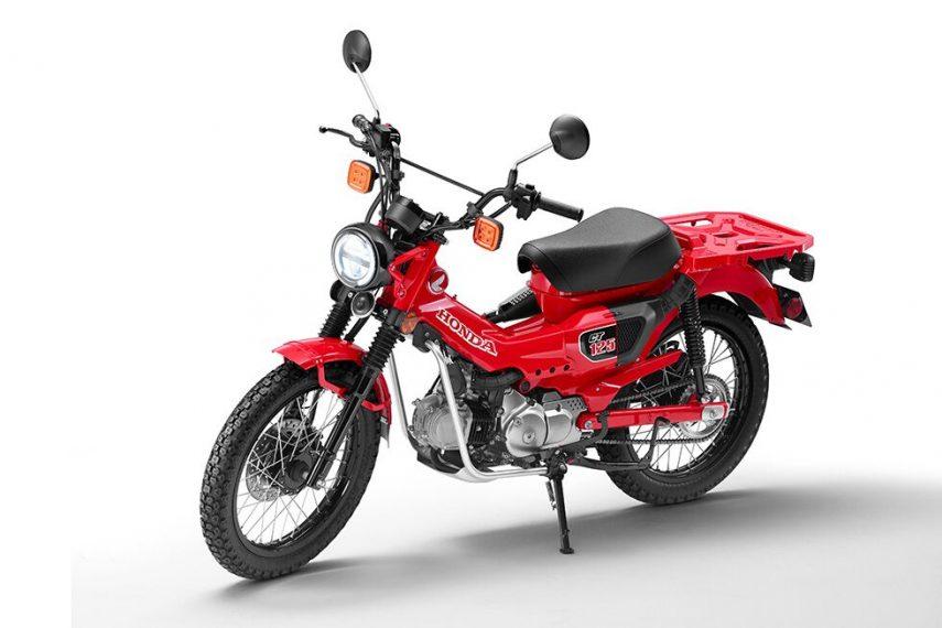 La Honda CT 125 llegará casi seguro a Europa