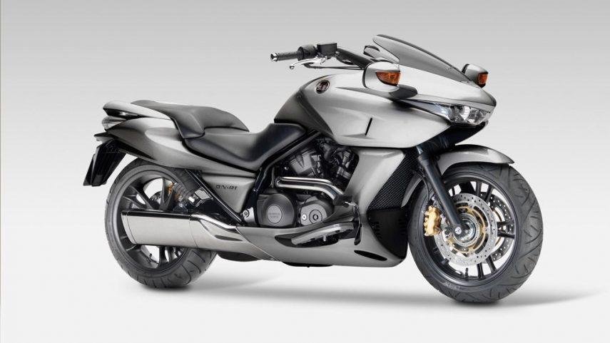 Moto del día: Honda DN-01
