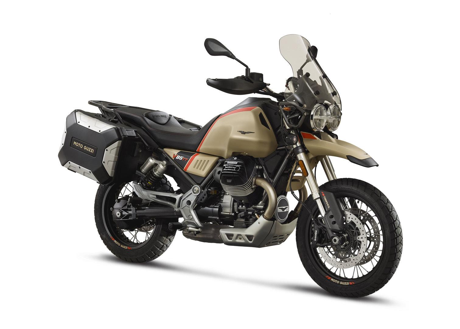 Moto Guzzi V85 TT Travel 14