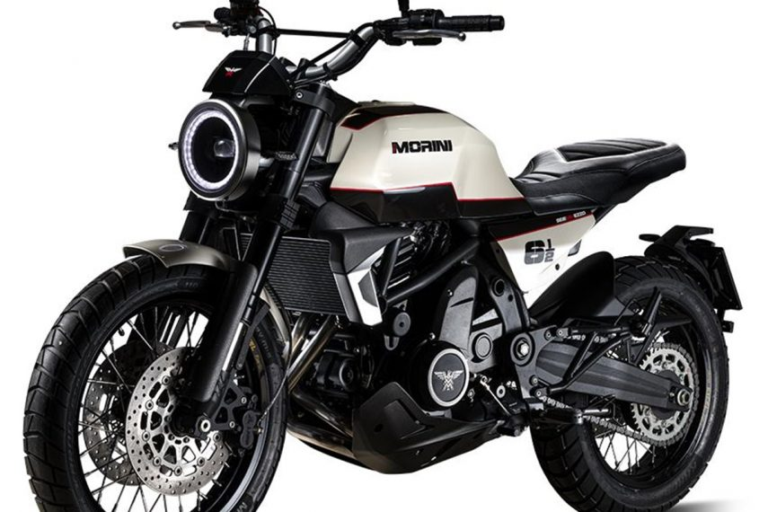 Moto Morini X-Cape y Moto Morini 6 1/2, el resurgimiento