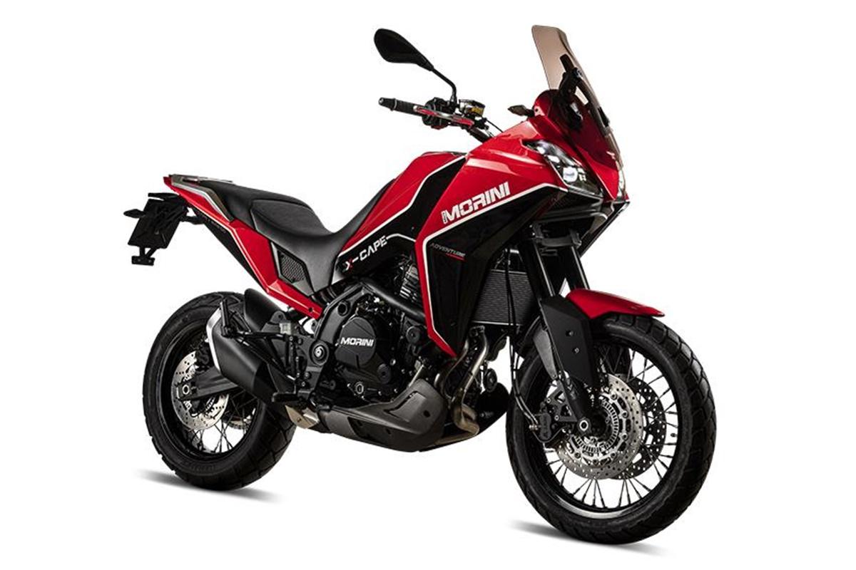 Moto Morini X Cape 01
