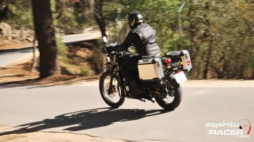 Prueba Royal Enfield Himalayan Adventure 09