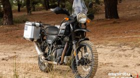 Prueba Royal Enfield Himalayan Adventure 29