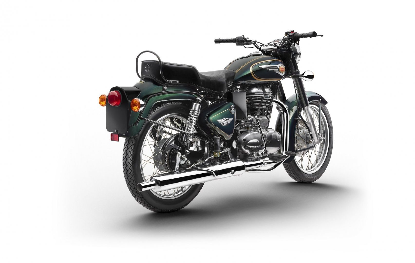 Royal enfield Bullet 500 3