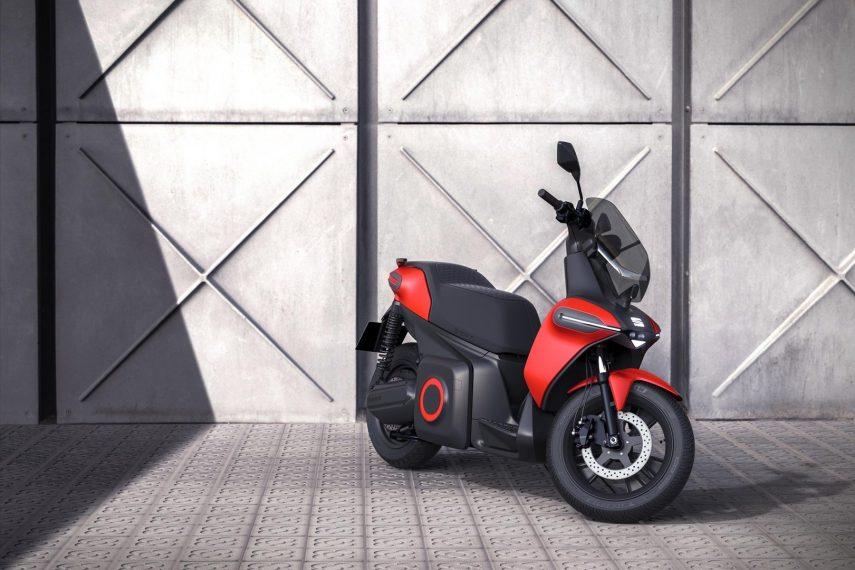 SEAT e-Scooter concept, el fabricante español se pasa a las dos ruedas