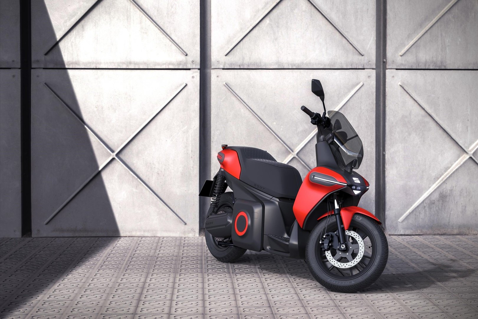 Seat eScooter Concept 03