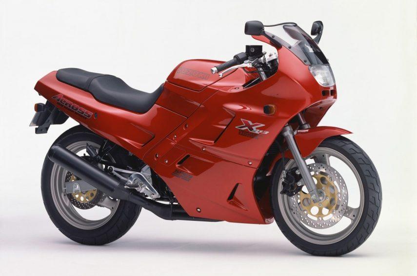 Moto del día: Suzuki Across GSX 250 F
