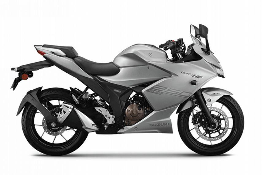 Suzuki GSX-S250F 2020: 26 CV y 161 kg de diversión