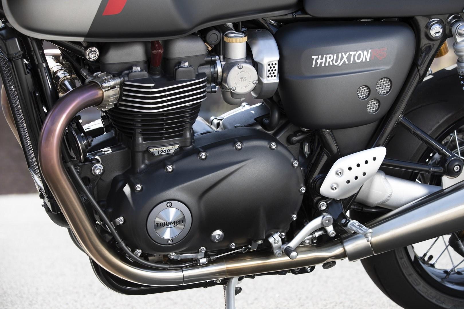 Triumph Thruxton RS 2020 34