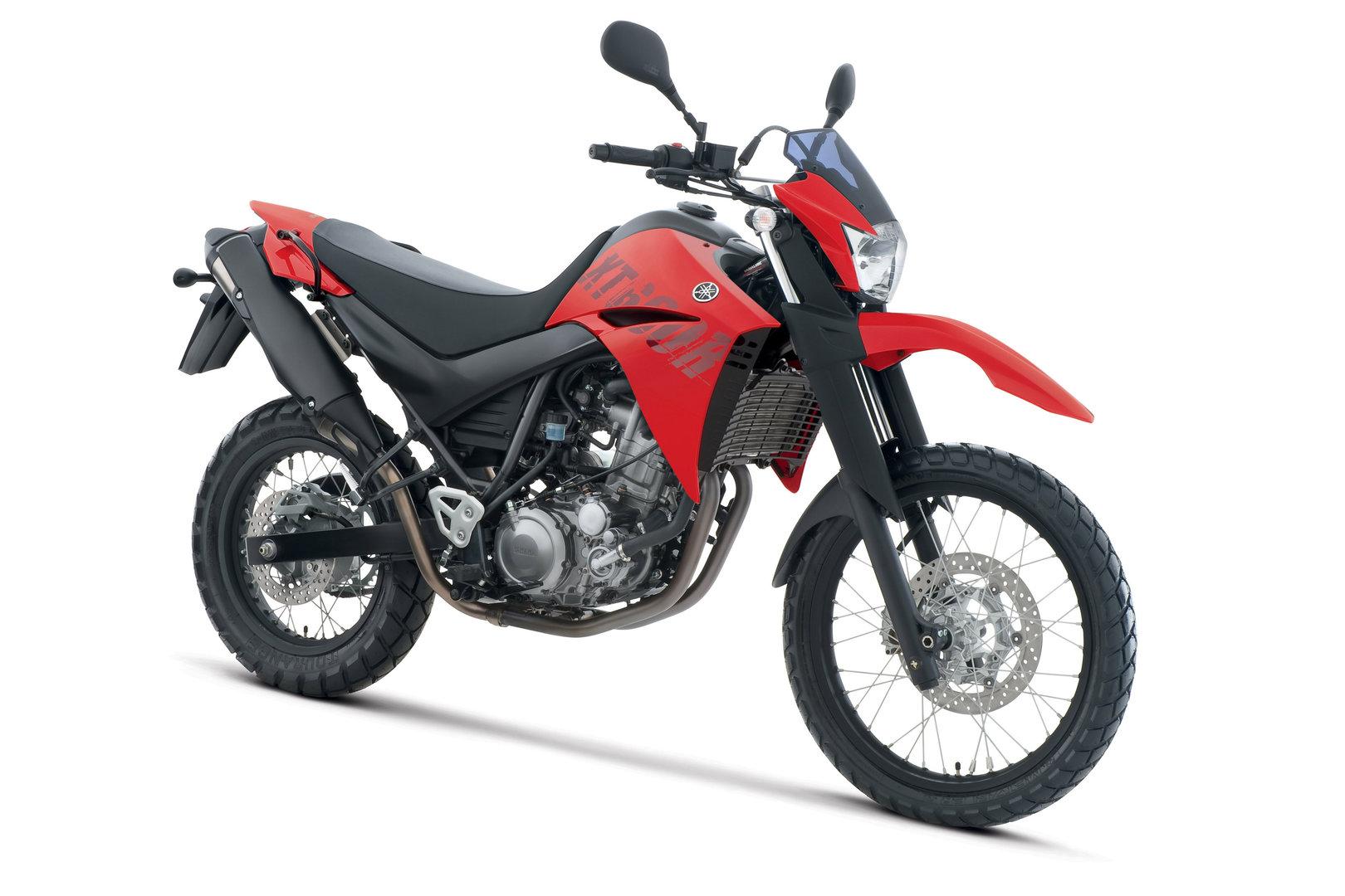 Yamaha XT 660 R 2009 1