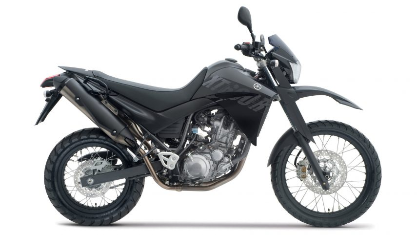 Moto del día: Yamaha XT 660