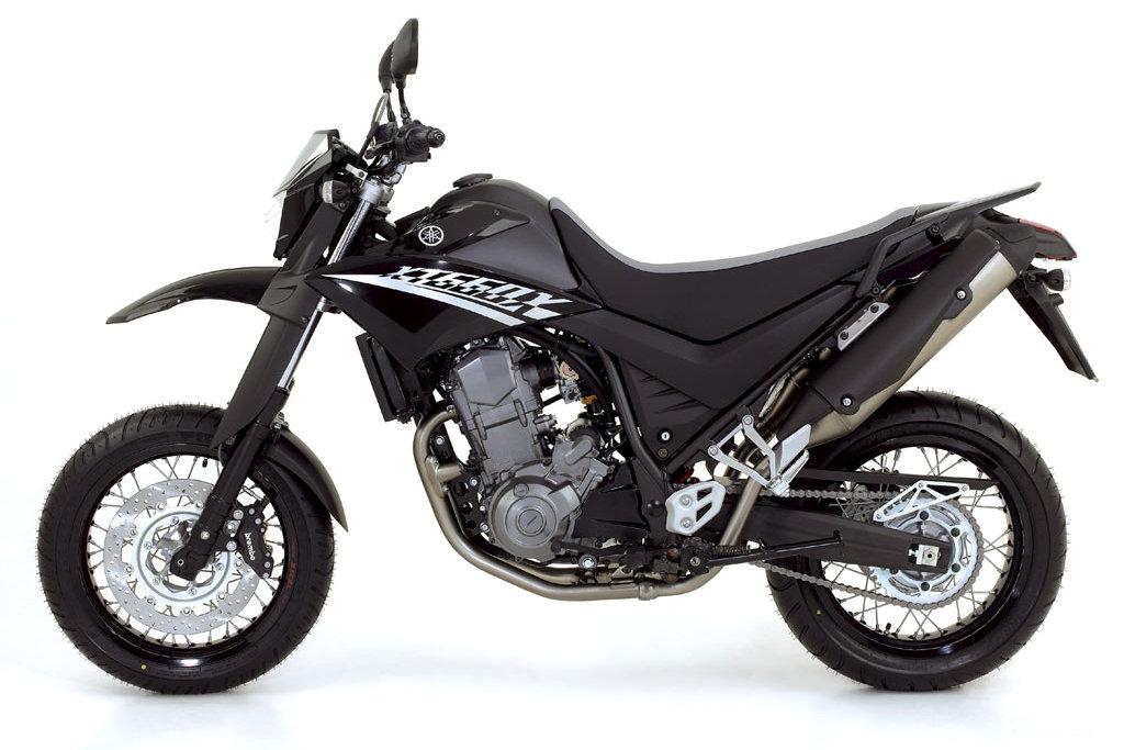 Yamaha XT 660 R X 2009 3