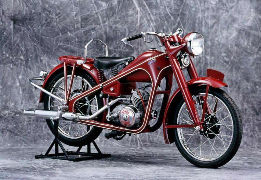 Moto del día: Honda Dream D-Type