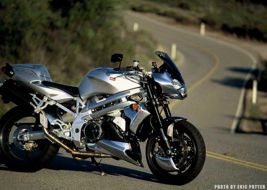 Moto del día: Aprilia SL 1000 Falco Streetfighter