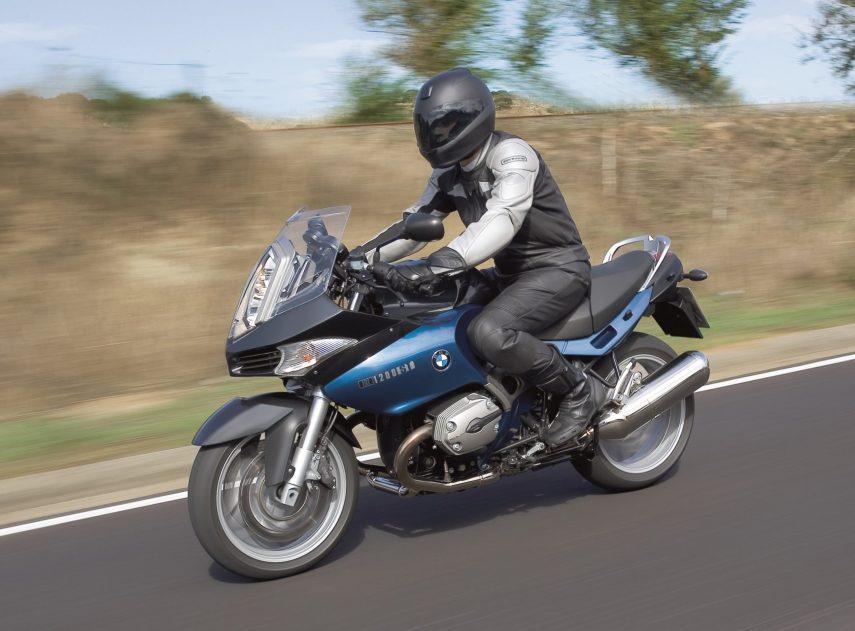 Moto del día: BMW R 1200 ST