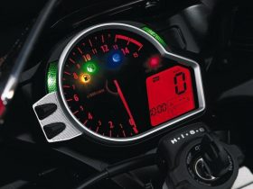 Honda CBR 1000 RR Fireblade 2008 7