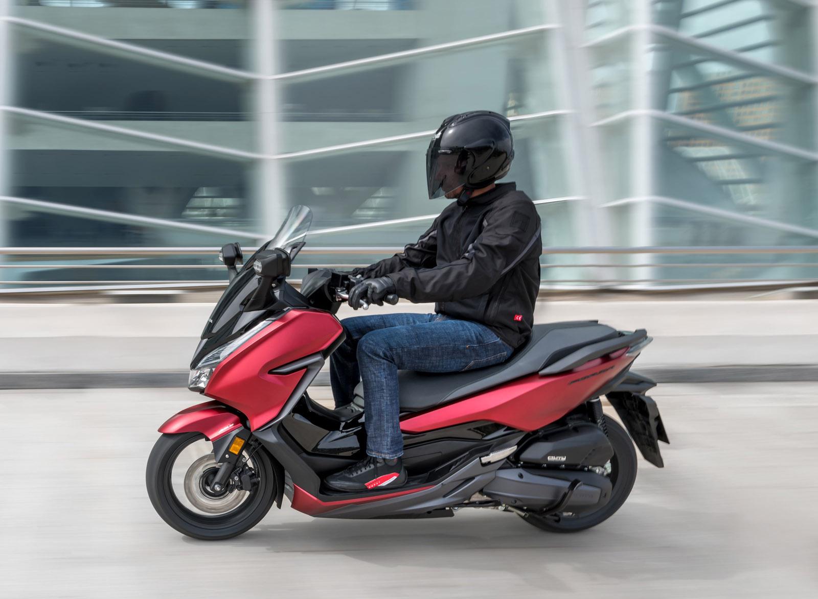 Honda Forza 125 3
