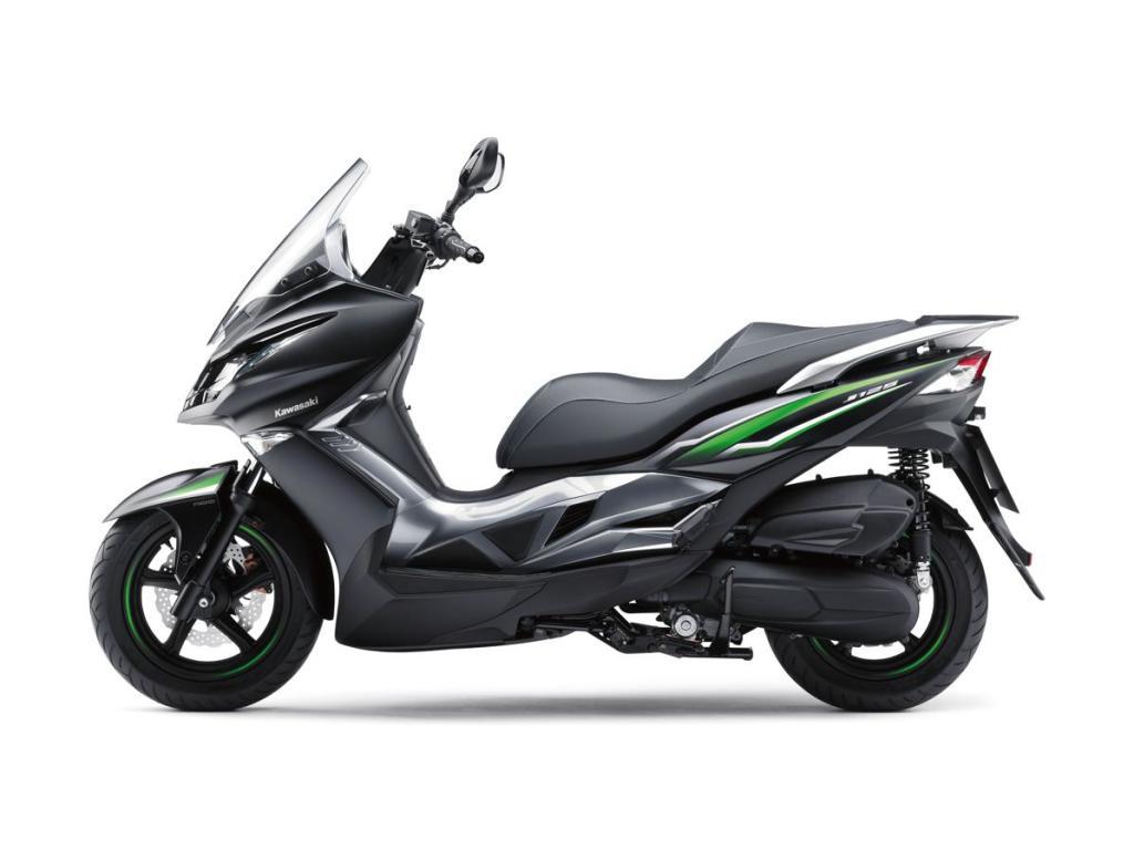 Kawasaki J 125 2