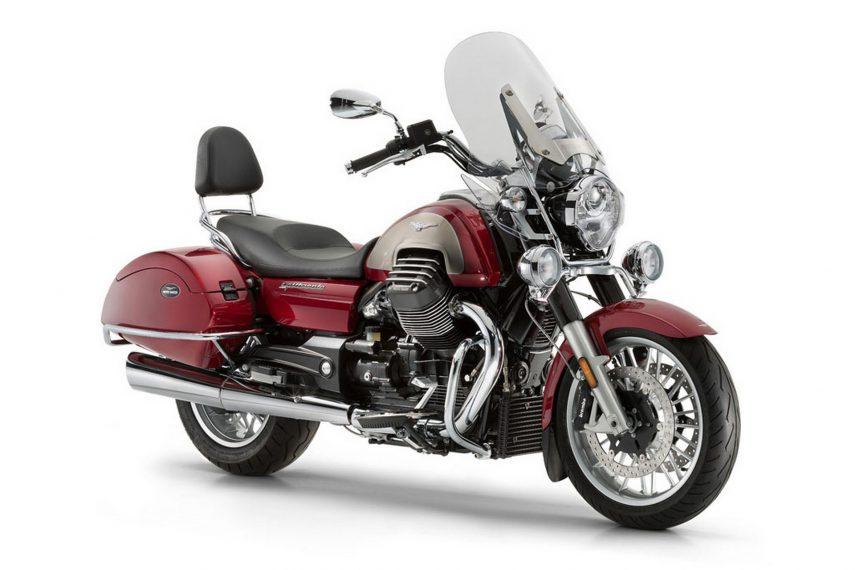 Moto del día: Moto Guzzi California 1400 Touring