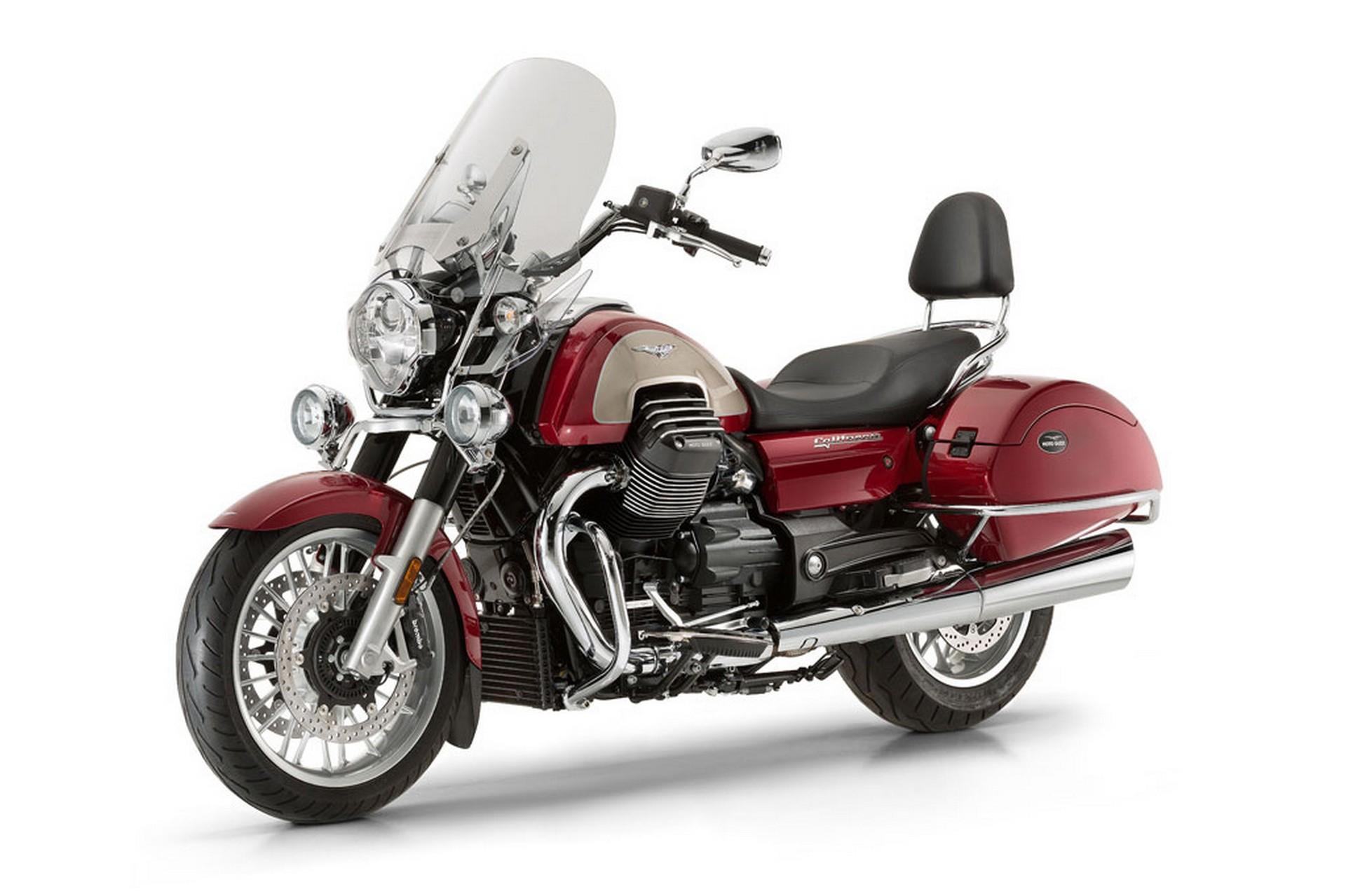Moto Guzzi California Touring 1400