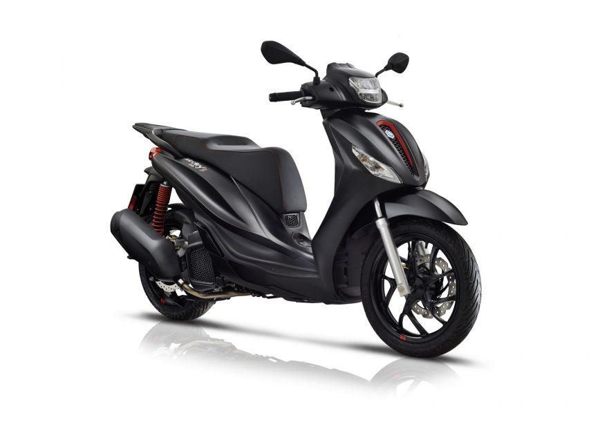 Piaggio Medley 125/150 2020, el polivalente scooter se renueva